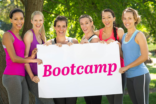 Salem Fitness boot camp classes in Salem, MA