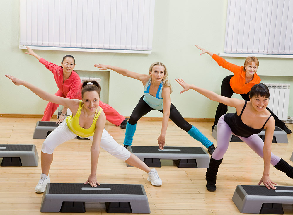 Salem Fitness Group exercise classes in Salem, MA