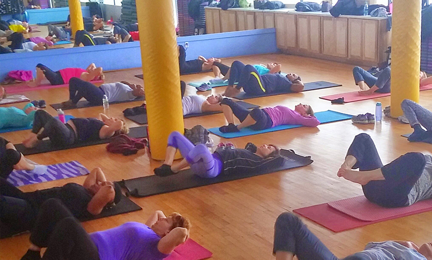 Salem Fitness Yoga Class in Salem, MA