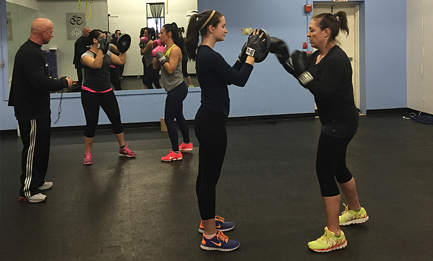Salem Fitness Self-Defense Class in Salem, MA