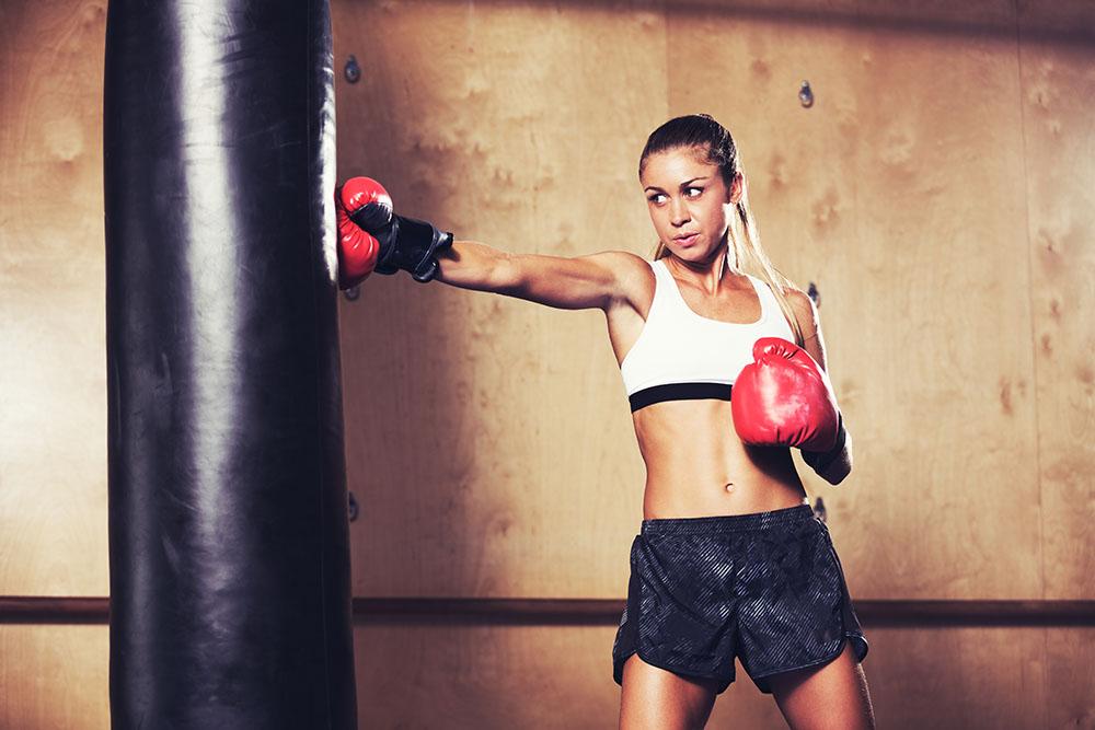 Salem Fitness Boxing training cardio workouts in Salem, MA